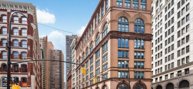 21 ASTOR PLACE