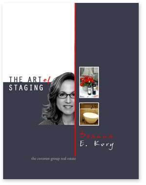 The Art of Staging Brochure