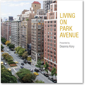 Living on Park Avenue