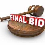 Final Bid Gavel