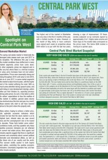 Central Park West Report