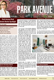 Park Avenue Newsletter Fall 2017